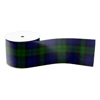 Black Watch Grosgrain Ribbon