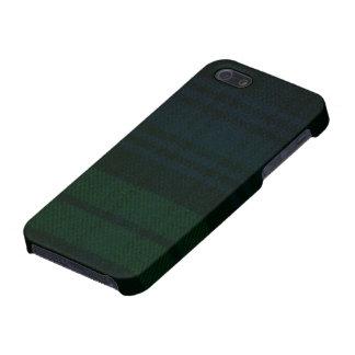 Black Watch Modern iPhone 5/5S Case