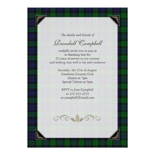 Invitations For Retirement with luxury invitation sample