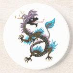 Black Water Dragon Coaster