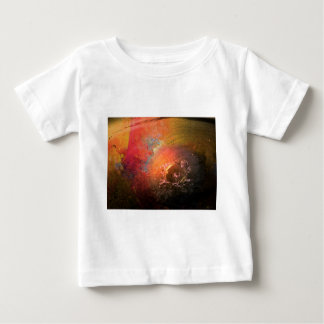 Black Water Drop Baby T-Shirt