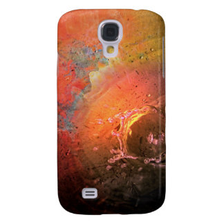 Black Water Drop Galaxy S4 Cover