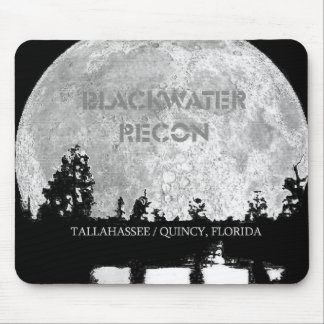 Black Water Recon Mouse Pad
