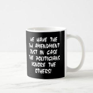 Black We Have 2nd Amendment Coffee Mug
