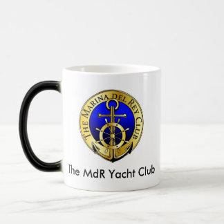 Black/White 11 oz The MdR Mug