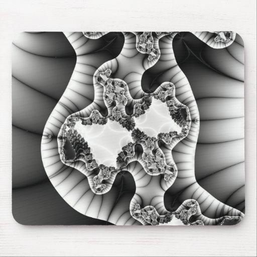 Black & White 44/14 Mousepad