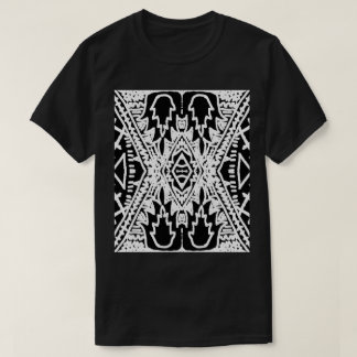 Black/White Abstract #1 T-Shirt