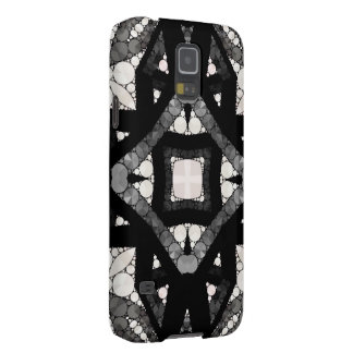 Black&White Abstract Galaxy S5 Case