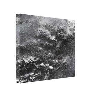 Black & White Abstract Photography Canvas