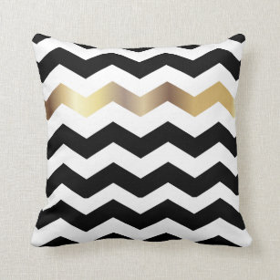 Black And White Striped Pillows Decorative Amp Throw