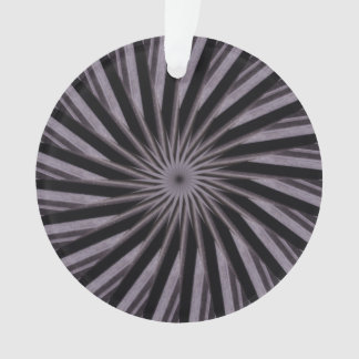 Black white and grey swirly template abstract art ornament