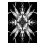 Black & White and Shades of Gray Greeting Card