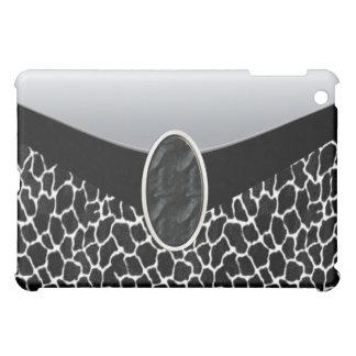 Black White Animal  iPad Mini Covers