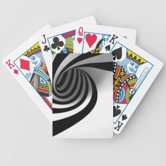 black & white art vol 2 playing cards