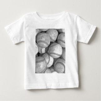 Black & White Baseball Shirts