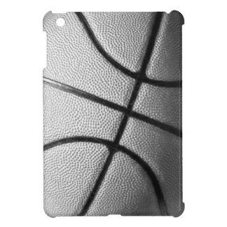 Black & White Basketball iPad Mini Covers