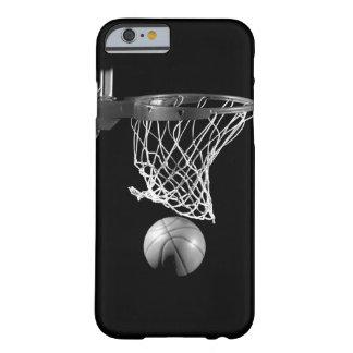 Black & White Basketball iPhone 6 Case