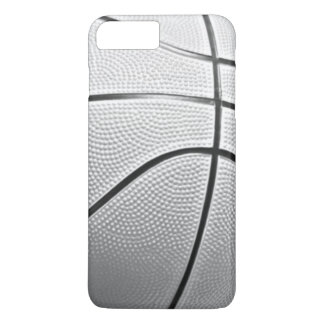 Black & White Basketball iPhone 8 Plus/7 Plus Case