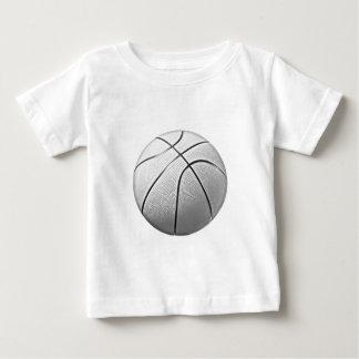 Black & White Basketball Tshirt