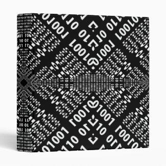 Black & White Binary Fractal Binders