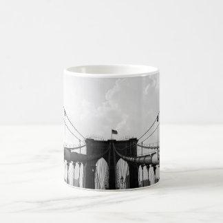 Black & White Bridge Coffee Mug