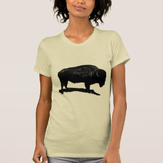 Black & White Buffalo Tshirt