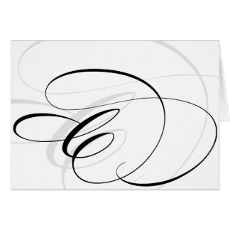 Calligraphy C Gifts On Zazzle