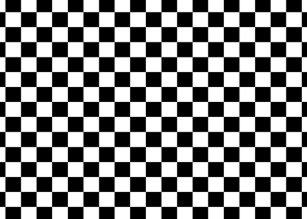 Black White Checkered Pattern Picture Frames Zazzle
