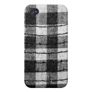 black white checkered iPhone 4 covers