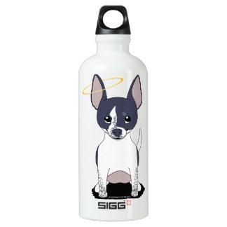 Black White Chihuahua Angel SIGG Traveler 0.6L Water Bottle