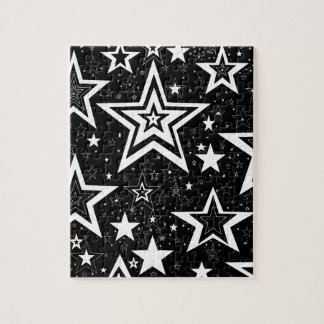 BLACK & WHITE COLLECTION JIGSAW PUZZLE