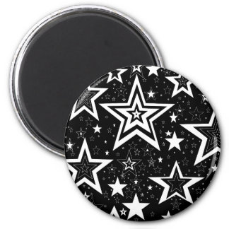 BLACK & WHITE COLLECTION MAGNET