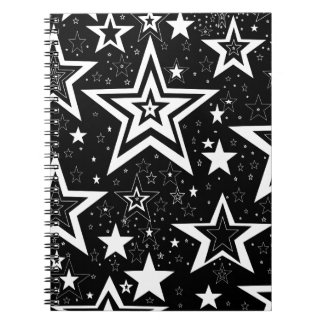 BLACK & WHITE COLLECTION NOTEBOOK