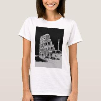 Black & White Colosseum T-Shirt