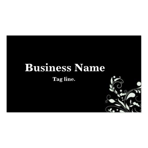 black damask art business - photo #31
