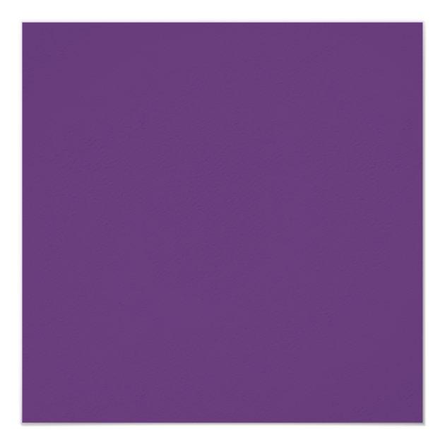 Black white damask, purple Graduation Party Invitation (back side)
