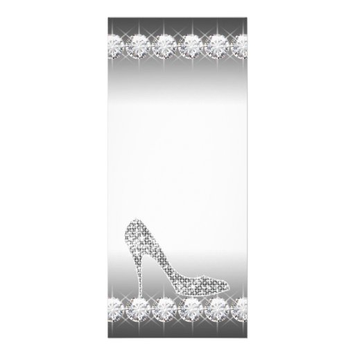 high heel shoe invitation template pictures to pin on