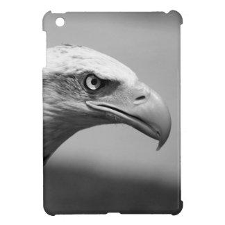 Black & White Eagle Eye iPad Mini Cases