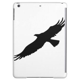 Black & White Eagle iPad Air Cover
