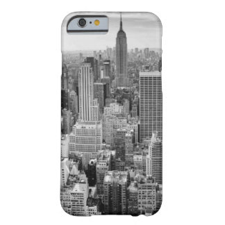 Black White Empire State Building Barely There iPhone 6 Case