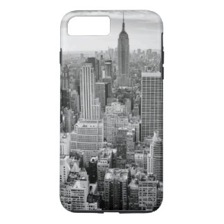 Black White Empire State Building Image NYC iPhone 8 Plus/7 Plus Case