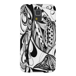 Black & White fish | Samsung Galaxy S5 Case For Galaxy S5