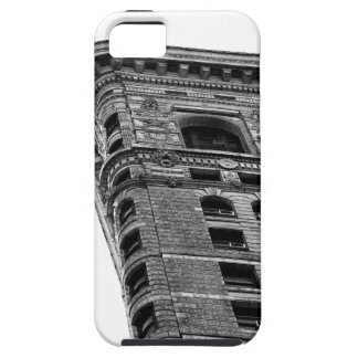Black & White Flatiron Building Photo in NYC iPhone 5/5S Covers