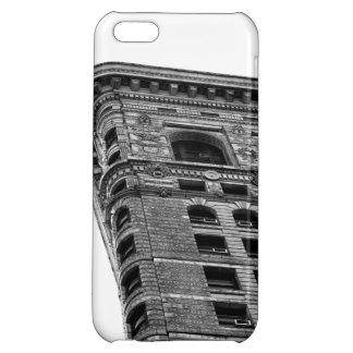 Black & White Flatiron Building Photo in NYC iPhone 5C Cases