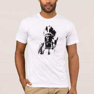Black & White Geronimo T-Shirt