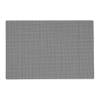 Black-White Gingham-PAPER PARTY PLACEMATS