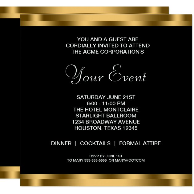 Corporate Holiday Party Invitations with great invitations layout