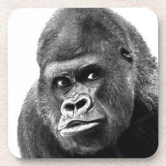 Black White Gorilla Coaster
