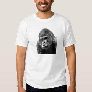 Black White Gorilla T-shirt