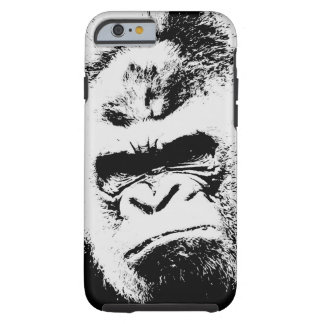 Black & White Gorilla Tough iPhone 6 Case